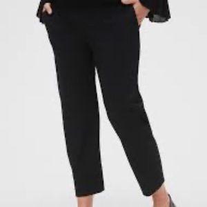 Gap Maternity Easy Pants NWT Black